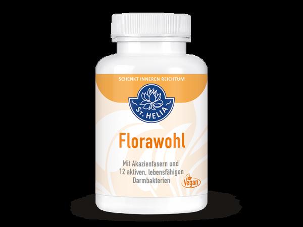 Florawohl, 60 Kapseln, vegan