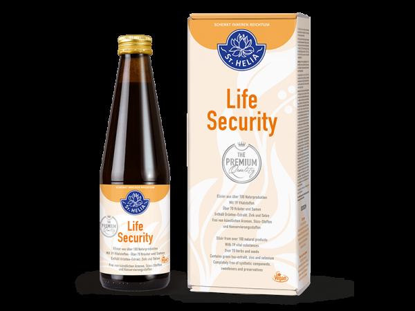 Life Security PREMIUM - Bioaktivstoff-Elixier, 330 ml