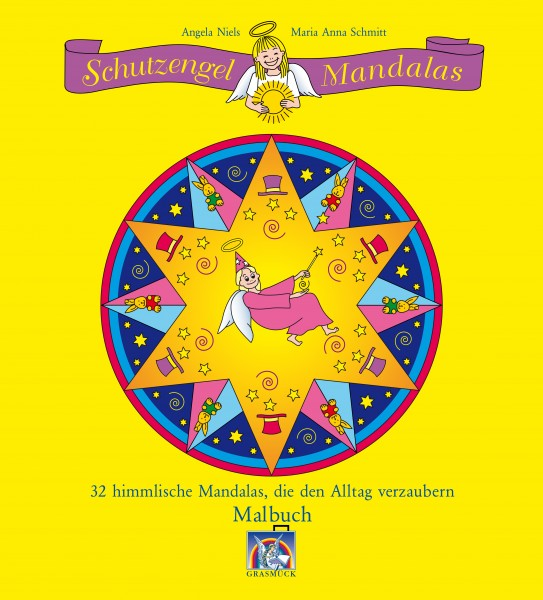 Schutzengel Mandalas