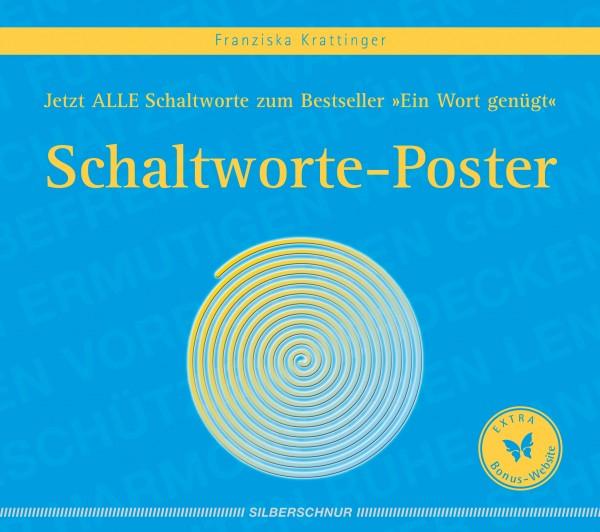 Schaltworte-Poster