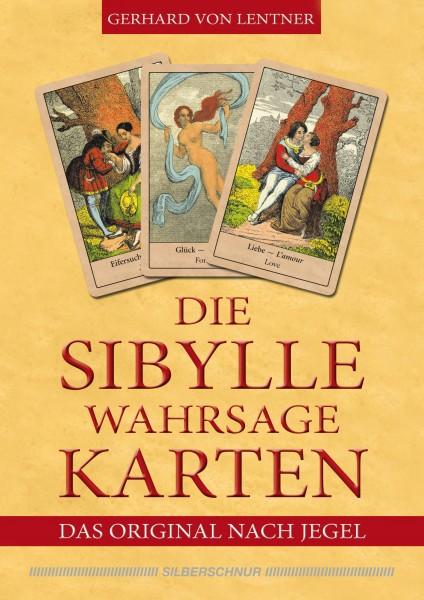 Die Sibylle-Wahrsagekarten