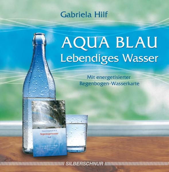 Aqua Blau - Lebendiges Wasser