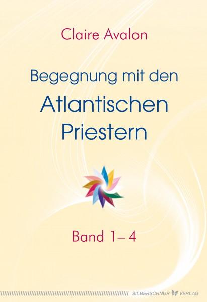 Begegnung mit den Atlantischen Priestern Band 1-4 im Schuber