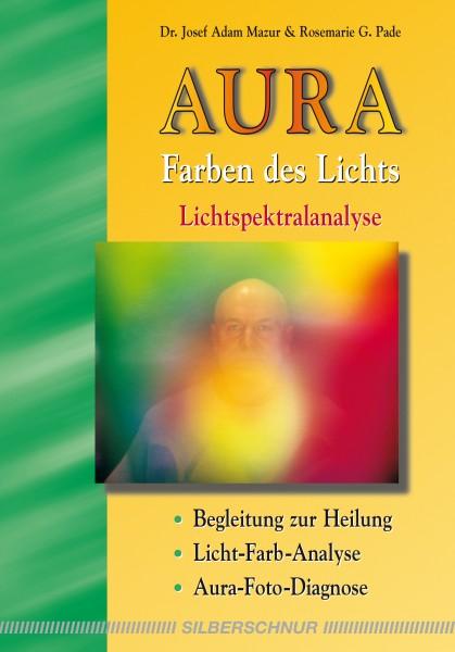 Aura-Farben des Lichts