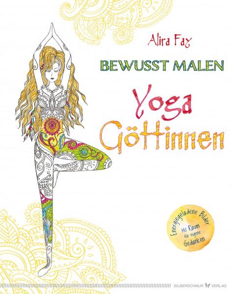 Bewusst malen – Yoga-Göttinnen